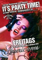 Dieses Bild zeigt den Flyer des Events It´s Party Time
