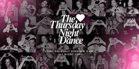 Dieses Bild zeigt den Flyer des Events The Thursday Night Dance
