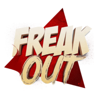 Dieses Bild zeigt den Flyer des Events FREAK OUT - All Area