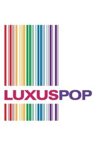 Dieses Bild zeigt den Flyer des Events LUXUSPOP