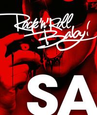 Dieses Bild zeigt den Flyer des Events Rock'n'Roll Baby