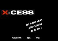 Dieses Bild zeigt den Flyer des Events Rock´n X-Cess