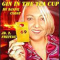 Dieses Bild zeigt den Flyer des Events Gin in Tea Cups