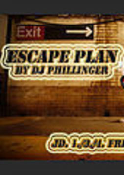 This picture shows the flyer for the event Escape Plan