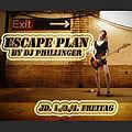 Dieses Bild zeigt den Flyer des Events Escape Plan