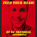 Dieses Bild zeigt den Flyer des Events Feed your Head!