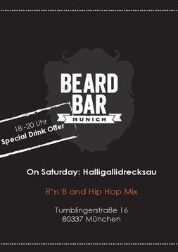 """Dieses Bild zeigt den Flyer des Events """"Halligallidrecksau"""""""