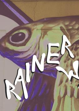 Dieses Bild zeigt den Flyer des Events RAINER WAHNSINN + 2