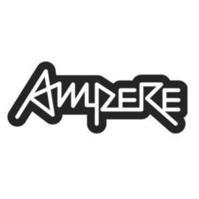 This picture shows the logo of the location Ampere