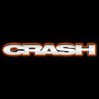 This picture shows the logo of the location Crash
