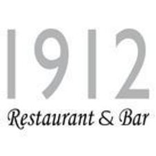 This picture shows the logo of the location 1912 Restaurant & Bar