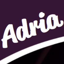 This picture shows the logo of the location Adria