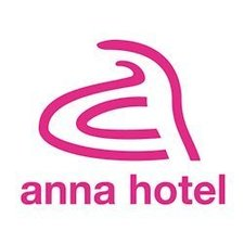 This picture shows the logo of the location Anna Restaurant & Bar