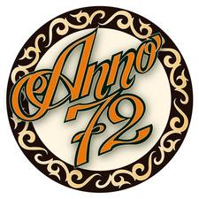 This picture shows the logo of the location Anno72 Bar und Restaurant