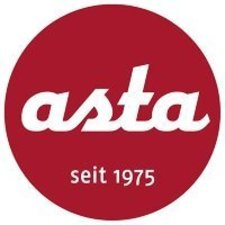 This picture shows the logo of the location Asta Kneipe