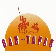This picture shows the logo of the location Bar Tapas