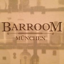 This picture shows the logo of the location Barroom