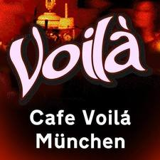 Dieses Bild zeigt das Logo der Location Cafe Voila