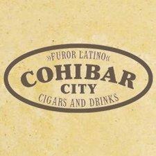 Dieses Bild zeigt das Logo der Location Cohibar City