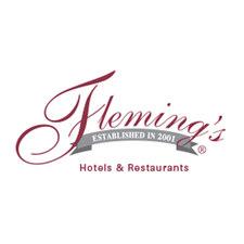 Dieses Bild zeigt das Logo der Location Fleming's Brasserie & Wine Bar in Schwabing