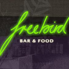 Dieses Bild zeigt das Logo der Location Freebird