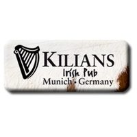This picture shows the logo of the location Kilians Irish Pub