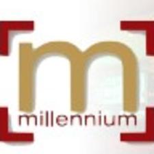 Dieses Bild zeigt das Logo der Location Millenium