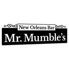 Dieses Bild zeigt das Logo der Location Mr. Mumble's