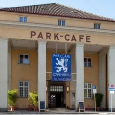 Dieses Bild zeigt das Logo der Location Park Café