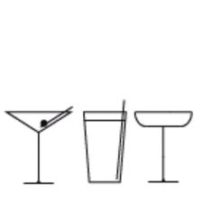 Dieses Bild zeigt das Logo der Location Robinson´s Bar