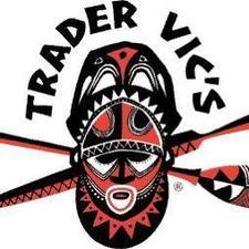 Dieses Bild zeigt das Logo der Location Trader Vic's (Bayerischer Hof)