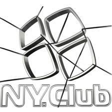 Dieses Bild zeigt das Logo der Location NY.Club