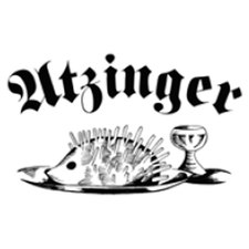 This picture shows the logo of the location Atzinger