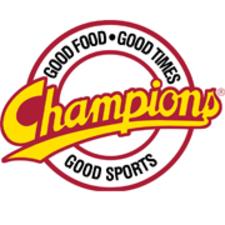 Dieses Bild zeigt das Logo der Location Champions Sportsbar