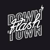 Dieses Bild zeigt das Logo der Location Downtown Flash