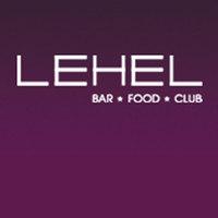 Dieses Bild zeigt das Logo der Location LEHEL Bar • Food • Club