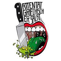 Dieses Bild zeigt das Logo der Location Attentat Griechischer Salat