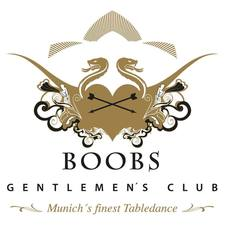 Dieses Bild zeigt das Logo der Location Boobs Gentlemen´s Club