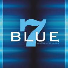 This picture shows the logo of the location Blue 7