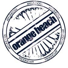 Dieses Bild zeigt das Logo der Location Orange Beach am Undosa