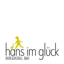 Dieses Bild zeigt das Logo der Location hans im glück - Nymphenburg