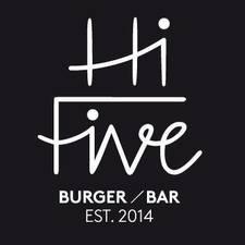 Dieses Bild zeigt das Logo der Location HiFive Burger