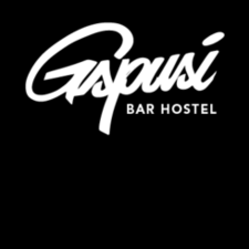 Dieses Bild zeigt das Logo der Location Gspusi Bar & Hostel