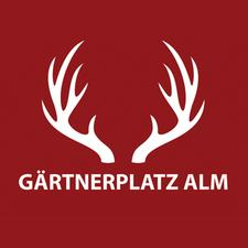Dieses Bild zeigt das Logo der Location Gärtnerplatz Alm