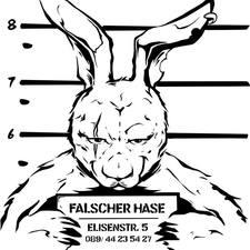Dieses Bild zeigt das Logo der Location Falscher Hase
