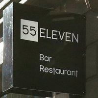Dieses Bild zeigt das Logo der Location 55Eleven