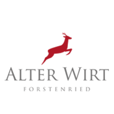 This picture shows the logo of the location Alter Wirt Forstenried
