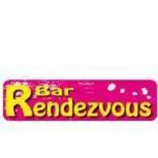 This picture shows the logo of the location Bar Rendezvous