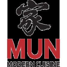 Dieses Bild zeigt das Logo der Location MUN modern cuisine