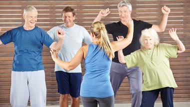 Dieses Foto zeigt das Titelbild des Artikels Crashkurs Tanzen